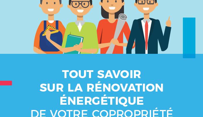 Île-de-France Energies et les ALEC d'Île-de-France publient un livret pour tout savoir sur la rénovation énergétique de votre copropriété