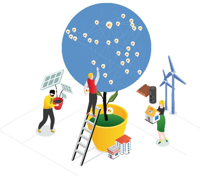 Illustration Une Observatoire des ALEC